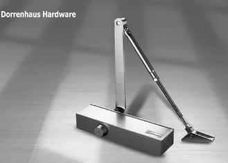Cina Overhead Door Closer Ukuran 4 Mudah Tutup, Paralel Arm Security Door Closer D2024 pabrik