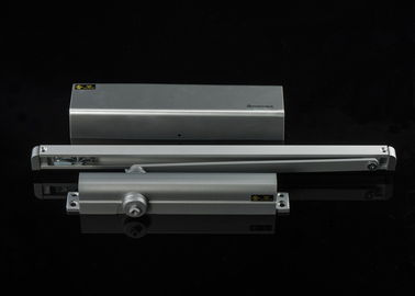 Cina Backcheck Sliding Arm Door Closer, Komersial Menyesuaikan Closer Pintu Internal pabrik